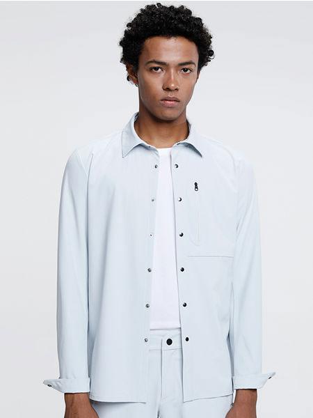 Hotsuit运动品牌2020春夏新款防水衬衫