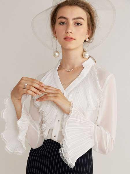 红贝缇女装品牌2020春夏知性女性套装裙