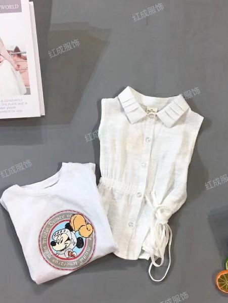 广州红成服饰有限公司童装品牌2020春夏新品