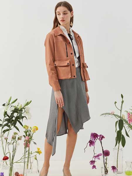 八月盛典女装品牌2020春夏休闲夹克衫