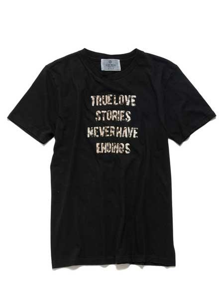 Laymee国际品牌品牌纯棉印花T恤