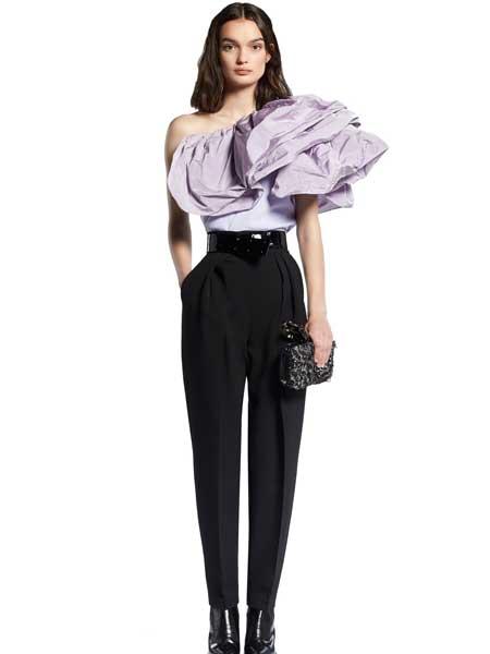 MATICEVSKI国际品牌品牌2020春夏个性设计感衬衫
