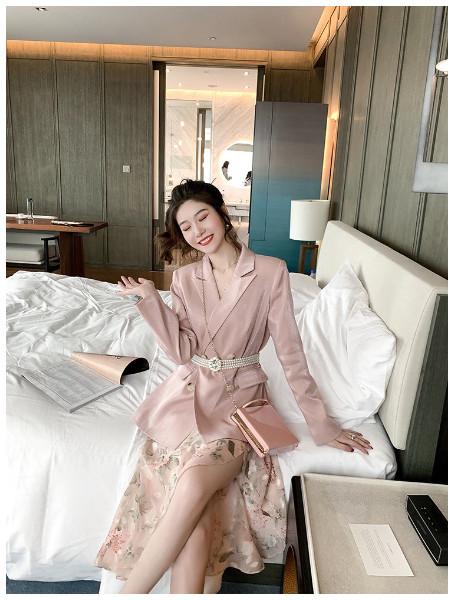 黛熙街服饰女装品牌2020春夏新品