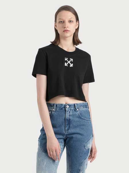 Heliot Emil国际品牌2020春夏纯棉短款T恤