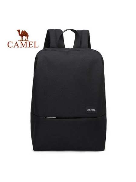 美国骆驼箱包品牌2020春夏双肩包男休闲简约男包电脑包