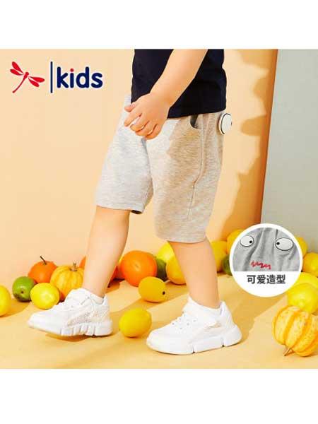 红蜻蜓童装品牌2020春夏短裤牛仔裤