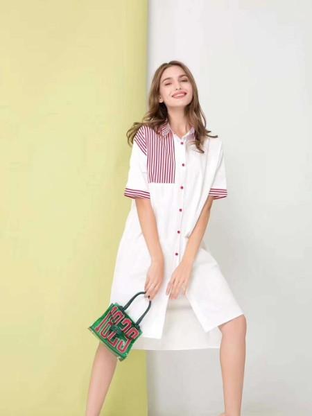 广州卡丽娅服饰有限公司服装批发品牌2020春夏新品