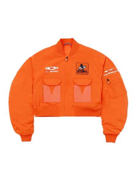 Angus Chiang国际品牌品牌2020春夏飞行夹克