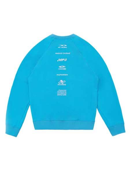 Angus Chiang国际品牌品牌2020春夏超级IDOL长袖毛衣