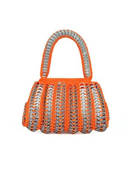 Angus Chiang国际品牌品牌2020春夏小铁香蕉手提包