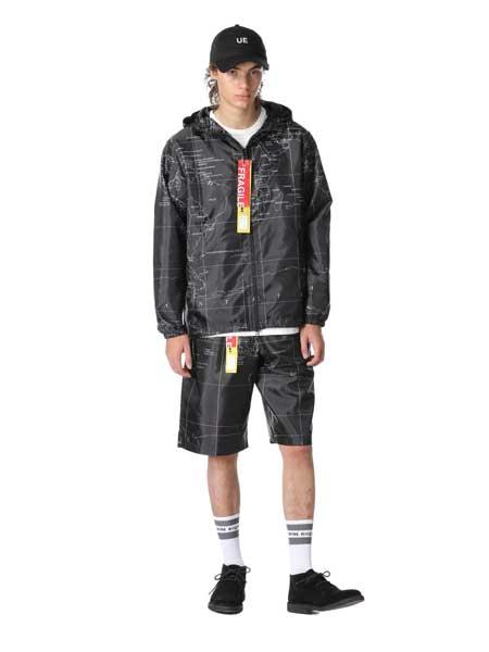 SOPHNET.国际品牌品牌2020春夏休闲个性豹纹外套