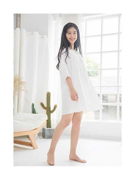 美季美优女装品牌2020春夏连衣裙套装