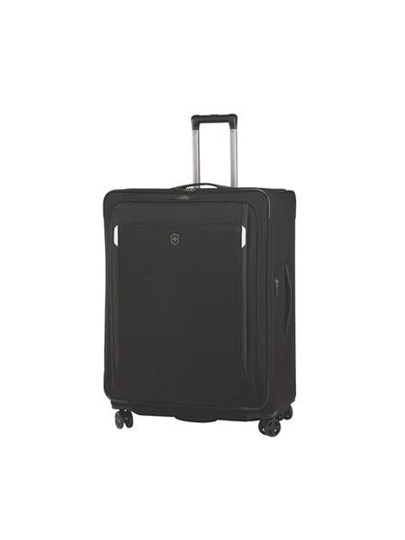 Victorinox箱包品牌2020春夏万向轮20寸前开口密码锁男女扩展旅行登机小型时尚行李拉杆箱