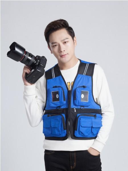 广东地区定制摄影师马甲-广州地区定制摄影师马甲-多口袋