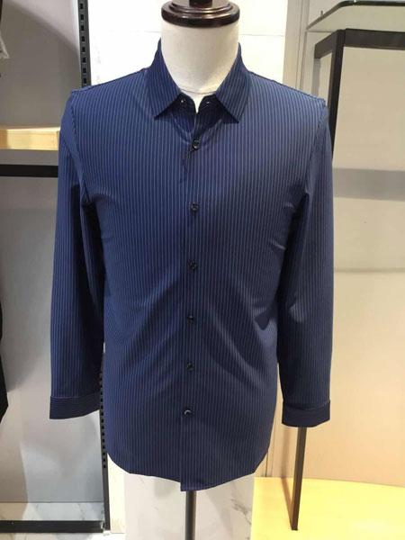 萨卡罗S.ALCAR男装品牌2020春夏商务职场衬衫
