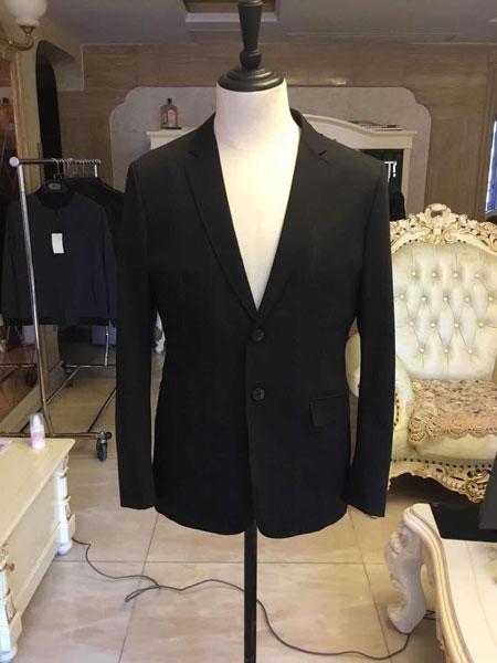 萨卡罗S.ALCAR男装品牌2020春夏职场西装外套