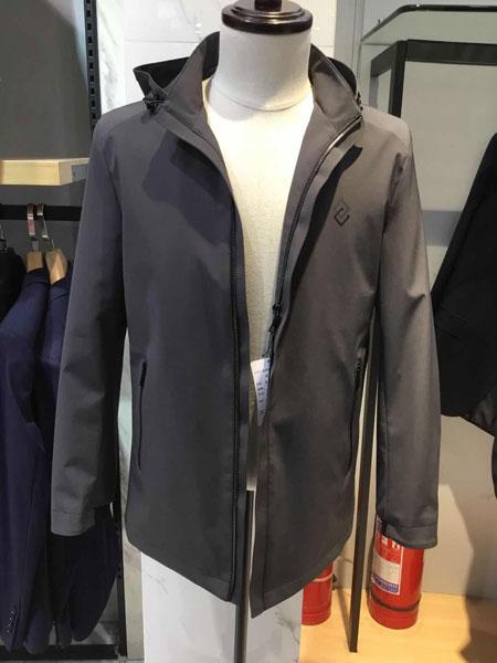萨卡罗S.ALCAR男装品牌2020春夏休闲夹克衫外套