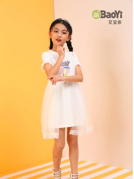 艾宝依童装童装品牌2020春夏新品