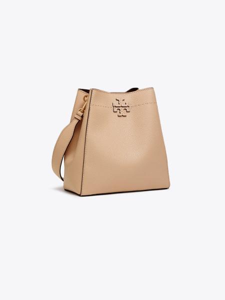 Tory Burch 箱包品牌2020春夏软包水桶包