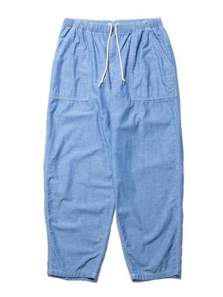 COOTIE PRODUCTIONS国际品牌品牌2020春夏棉麻系带休闲裤