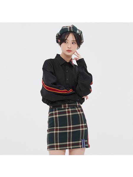 Romantic Crown国际品牌2020春夏衬衫2020新款春季韩版宽松衬衣