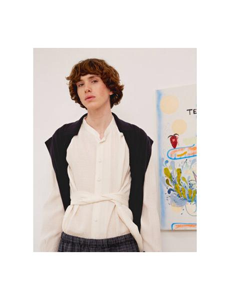 William Fan国际品牌2020春夏纯棉衬衫
