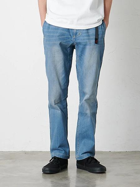 Gramicci国际品牌2020春夏男士牛仔裤