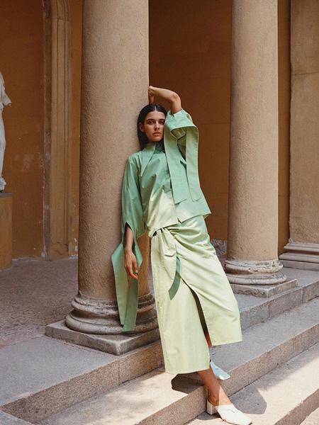 darinhachem国际品牌品牌2020春夏休闲时尚套装
