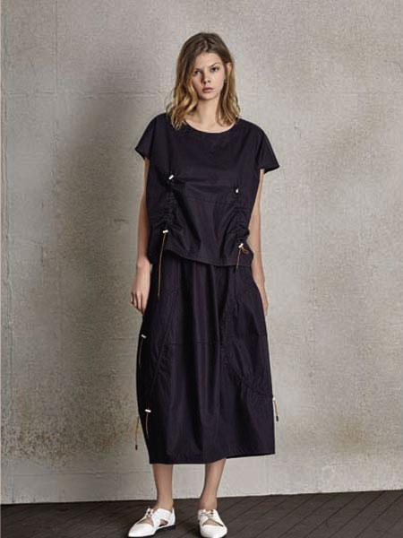 南耳女装品牌2020春夏裙子套装