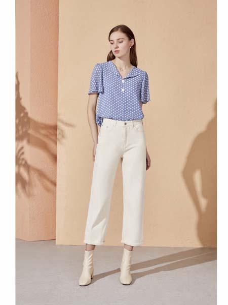 你即永恒女装品牌2020春夏衬衫牛仔裤