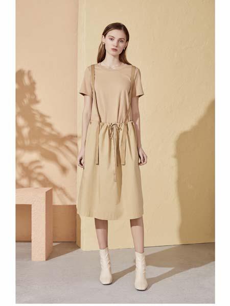 你即永恒女装品牌2020春夏连衣裙