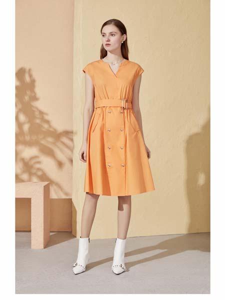 你即永恒女装品牌2020春夏连衣裙时尚