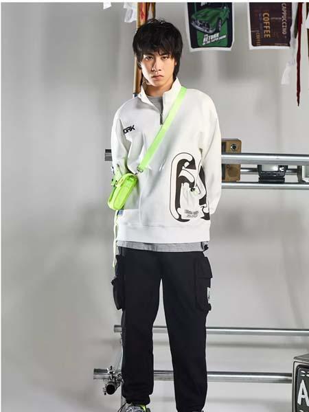 摩高男装品牌2020春夏卫衣
