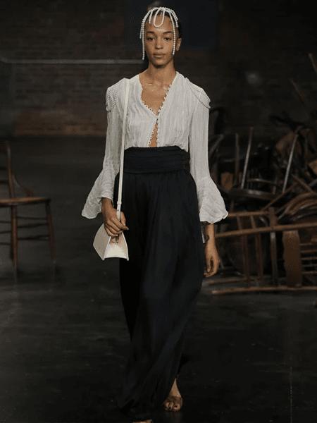 Khaite国际品牌知性女性衬衣