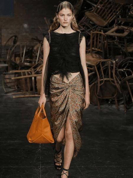 Khaite国际品牌品牌时尚网纱衬衣