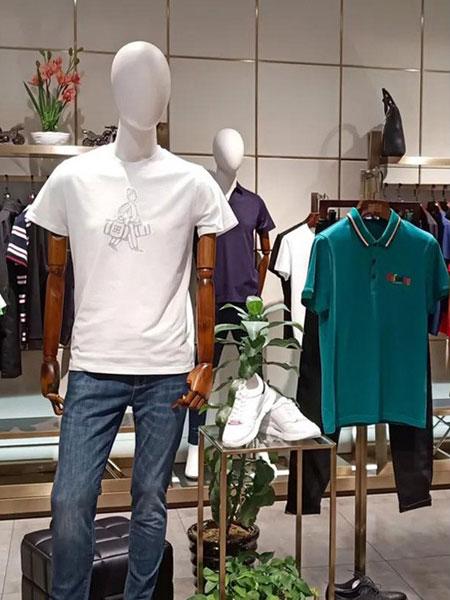 非莱FEELRWAER男装品牌2020春夏男士纯棉短袖