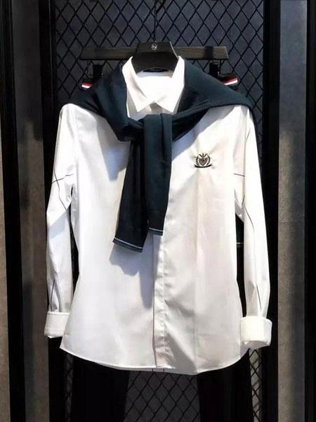 非莱FEELRWAER男装品牌2020春夏商务职场衬衫