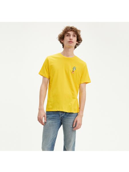 Lev's国际品牌品牌2020春夏纯棉T恤