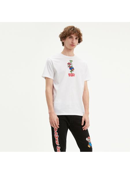 Lev's国际品牌品牌2020春夏纯棉短袖