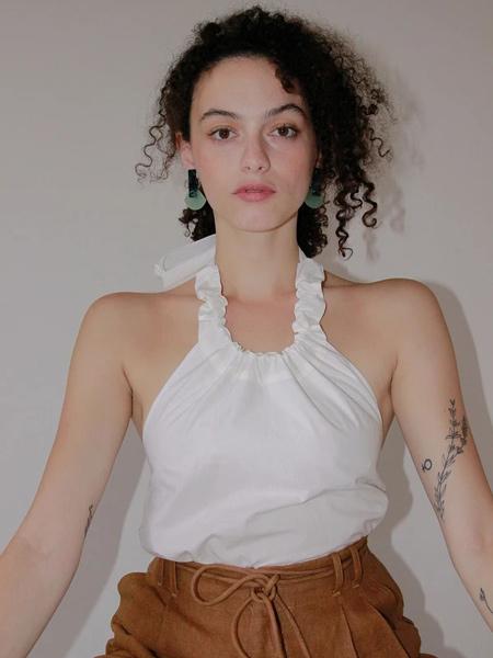 Ajaie Alaie国际品牌2020春夏个性衬衣