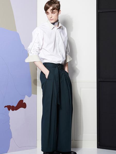 LIBERUM国际品牌2020春夏纯棉衬衣