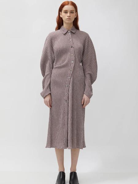 Lorod国际品牌2020春夏衬衫连衣裙