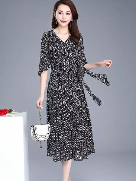 梵叙品牌女装集合女装品牌2020春夏新品