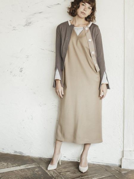THURIUM国际品牌品牌丝绸宽松连衣裙