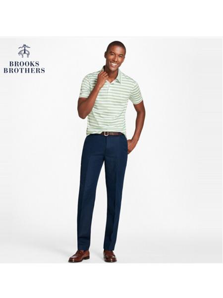 Brooks Brothers布克兄弟国际品牌polo衫短袖