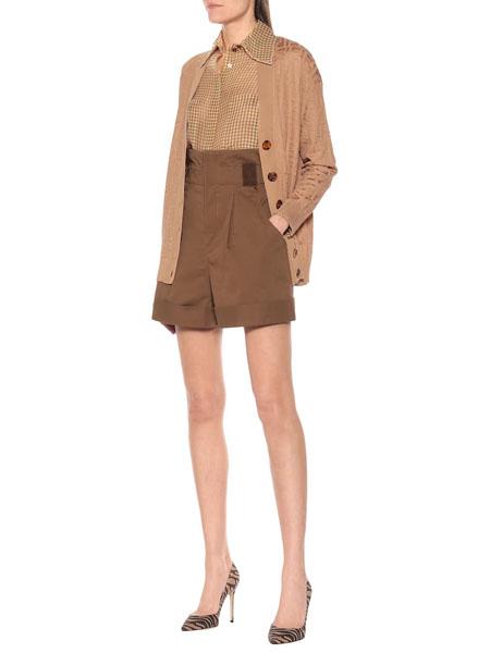 Fendi芬迪国际品牌品牌针织开衫外套