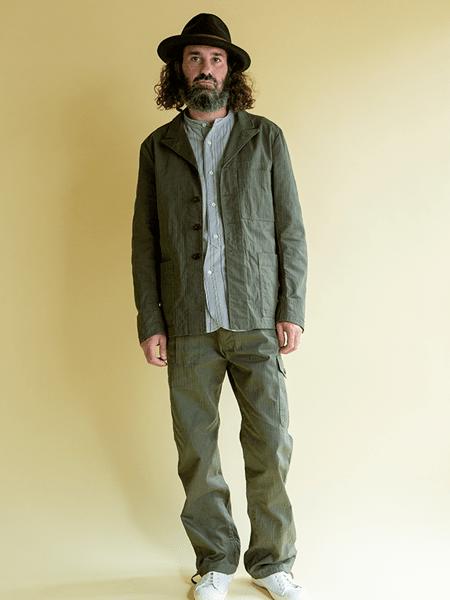 Soundman国际品牌休闲牛仔夹克衫