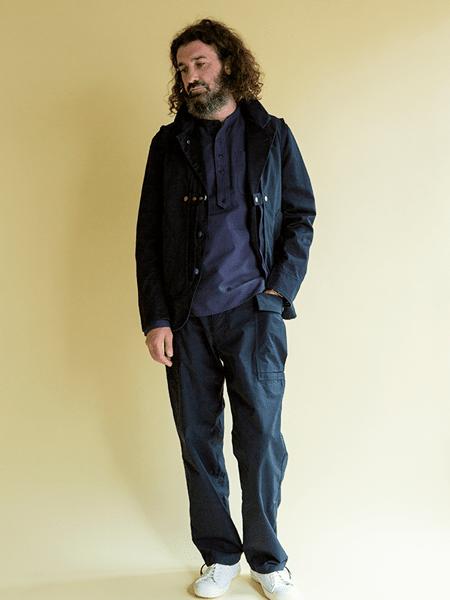 Soundman国际品牌休闲夹克衫