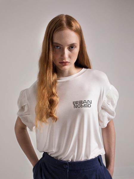 Modapolka国际品牌品牌2020春夏纯棉印花T恤