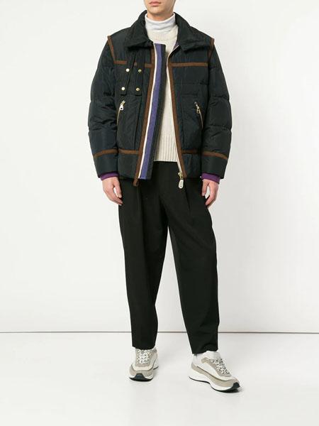 A LeFRUDE E国际品牌休闲夹克衫